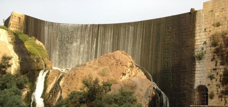 Adecuación medioambiental del entorno del Pantano.