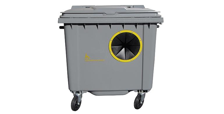 Elx ja té contenidors accessibles
