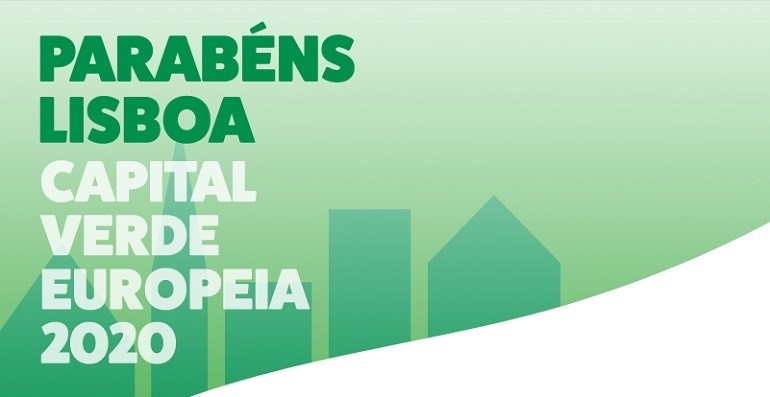 Lisboa será la Capital Verde Europea en 2020