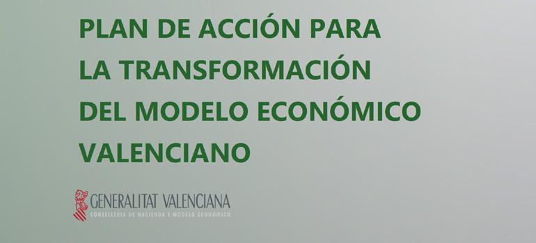 ELX2030 i el Pla d'Acció per a la Transformació del Model Econòmic Valencià