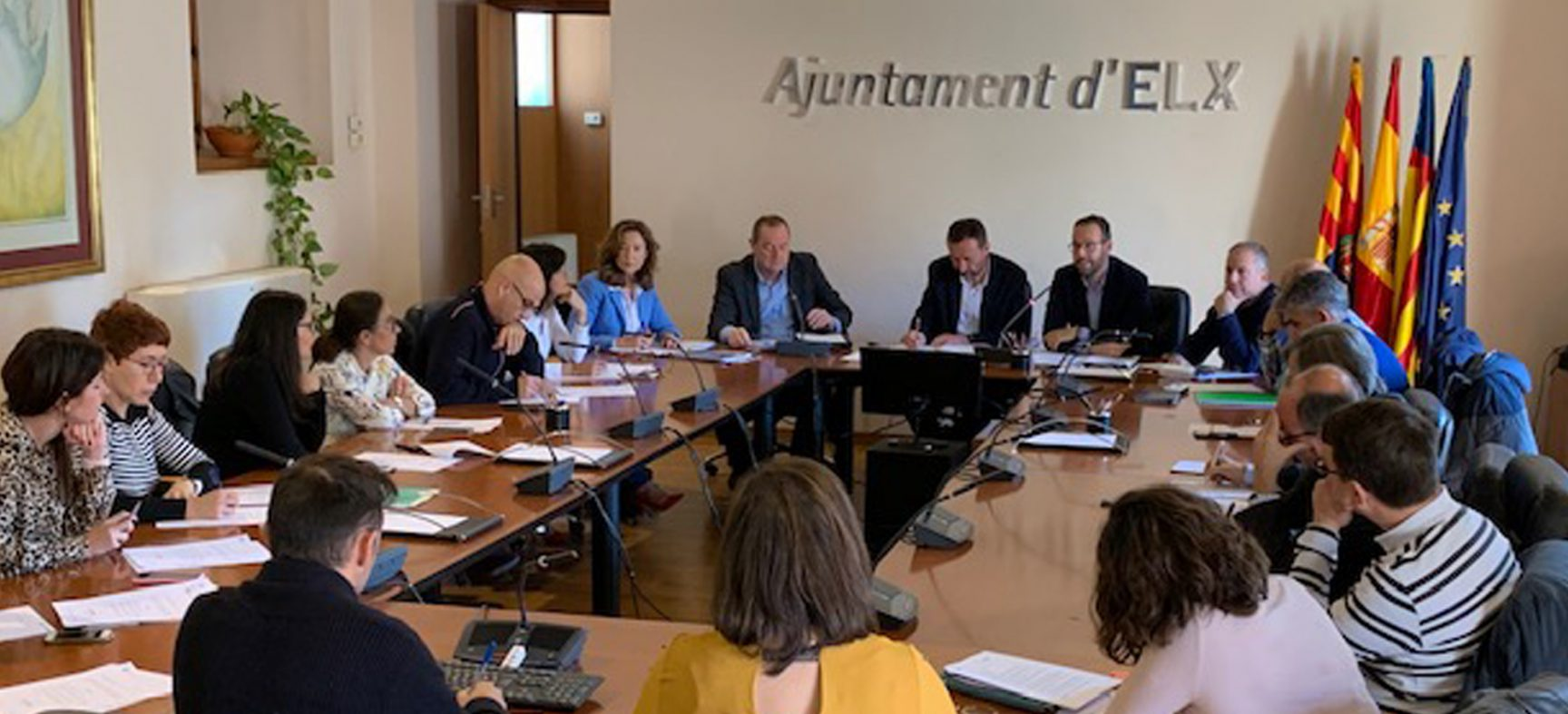 Presentació de l'Estratègia de Desenvolupament de l'Activitat Comercial Minorista d'Elx