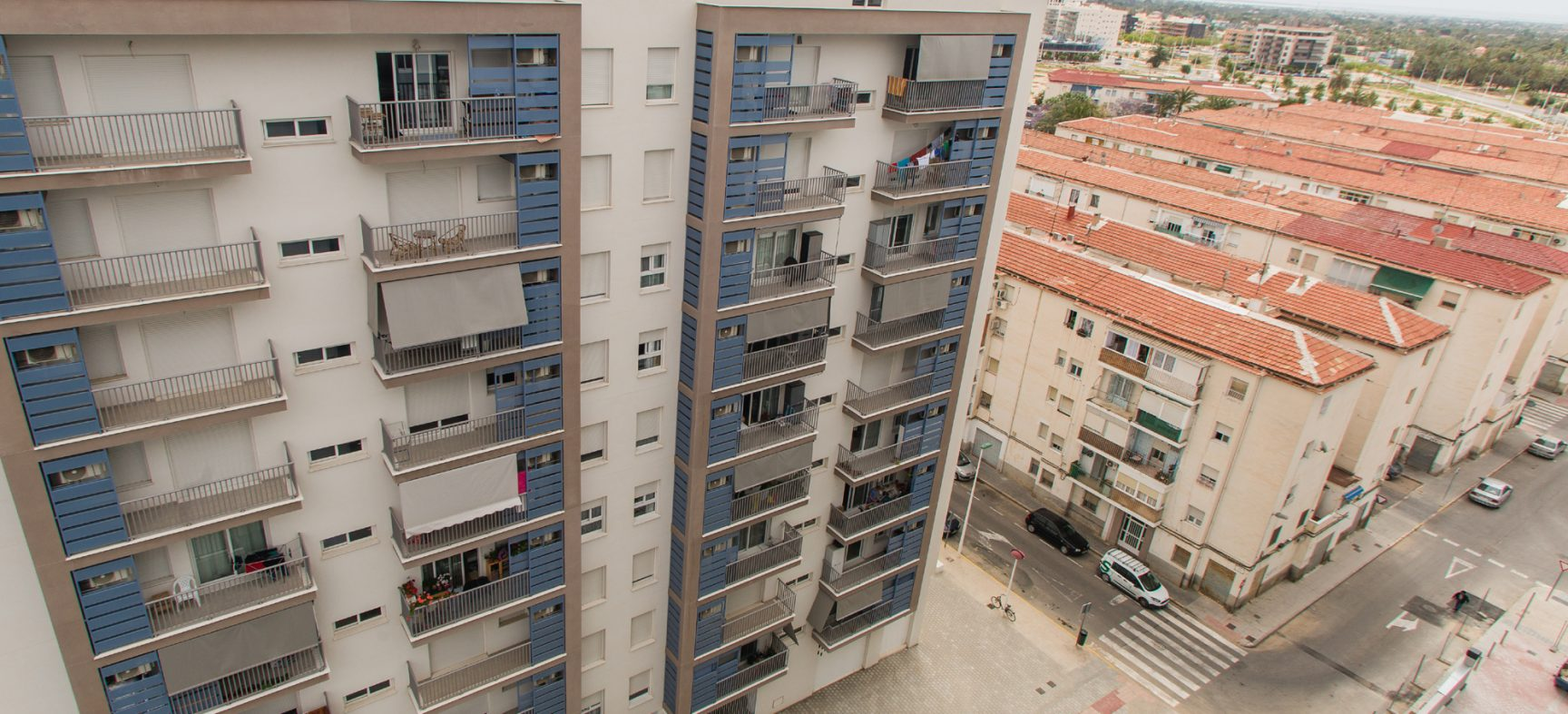 El Barrio de San Antón como ejemplo de buena práctica de obra civil
