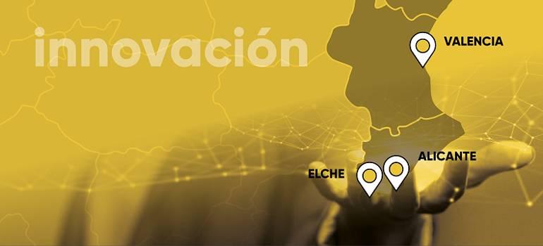 Elche uno de los polos de la innovación referentes en España