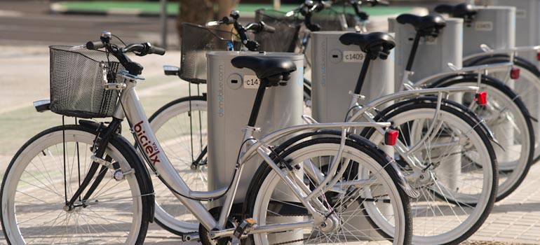 BiciElx evita l'emissió de 29,53 tones de CO2 a l'atmosfera en 2019