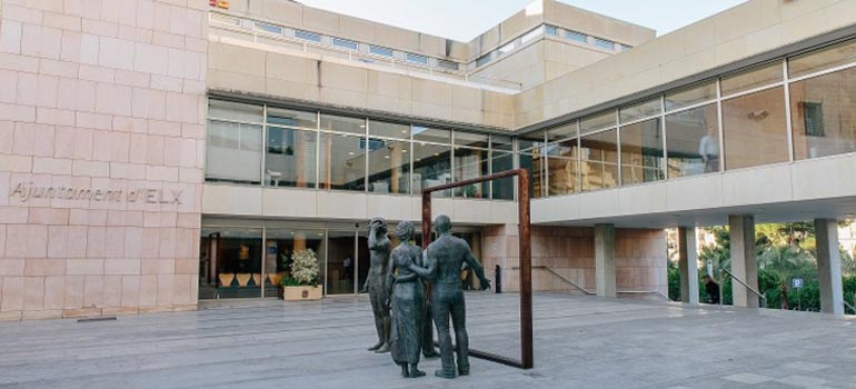 El Ayuntamiento de Elche crea la Oficina Técnica del Plan Estratégico ELX2030