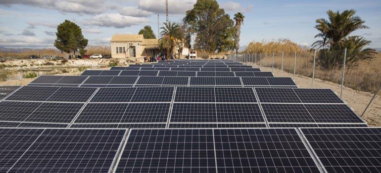 Nova planta solar fotovoltaica, l'aposta de Regs el Progrés per les energies renovables