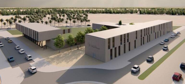 L'Ajuntament cedeix un terreny municipal per a l'Institut de Neurodesenvolupament de la Fundació Salut Infantil