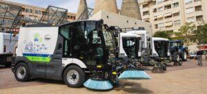 Arranca el nuevo servicio de Limpieza en Elche. Más moderno, mecanizado y sostenible
