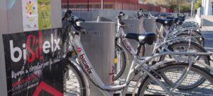 Nous carrils bici a Elx Parc Empresarial i Polígon de Altabix
